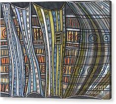 Sails Acrylic Print