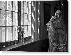 Saint Augustines #6 Acrylic Print by Lionel F Stevenson
