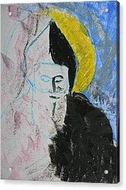 Saint Charbel Acrylic Print