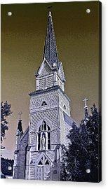 Saint Eugene's Church Acrylic Print