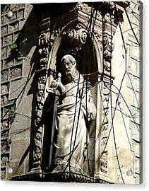 Saint Gardinan Acrylic Print