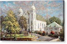 Saint Johns Acrylic Print
