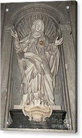 Saint Juliana Falconieri Acrylic Print