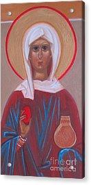Saint Mary Magdalene  Acrylic Print