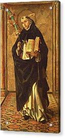 Saint Peter Acrylic Print by Alonso Berruguete