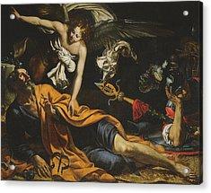 Saint Peter Incarcerated Acrylic Print
