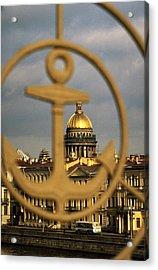 Saint Petersburg Acrylic Print