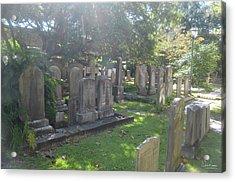 Saint Phillips Cemetery 4 Acrylic Print by Gordon Mooneyhan