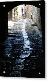Sainte Enimie In France Acrylic Print by Jessica Rose
