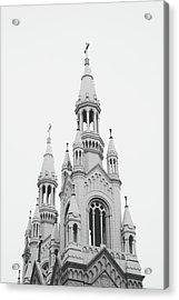 Saints Peter And Paul Church 1- By Linda Woods Acrylic Print