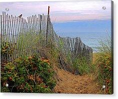 Salisbury Beach Acrylic Print
