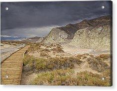 Salt Creek Trail Acrylic Print
