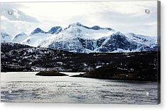 Saltstraumen Acrylic Print