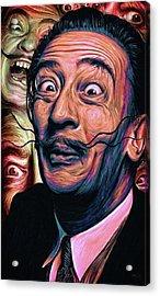 Salvador Acrylic Print