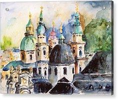 Salzburg Austria Acrylic Print