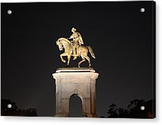 Sam Houston  Acrylic Print