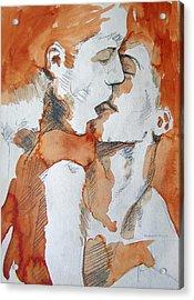 Same Love Acrylic Print