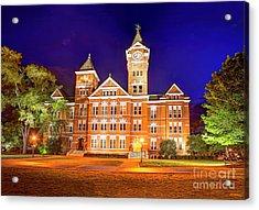 Samford Hall - Auburn Acrylic Print