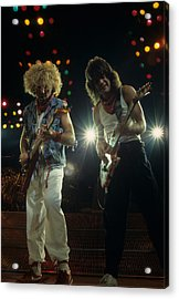 Sammy And Eddie 5150 Acrylic Print