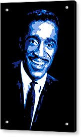 Sammy Davis Acrylic Print