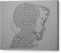 Samra Acrylic Print