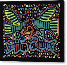 San Blas IIi Acrylic Print