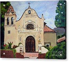 San Carlos Cathedral Acrylic Print