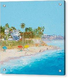 San Clemente Beach Acrylic Print
