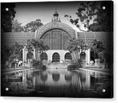 San Diego Botanical Foundation Acrylic Print by Karyn Robinson