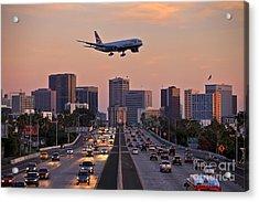 San Diego Rush Hour  Acrylic Print
