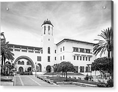 San Diego State University Campus Center Acrylic Print