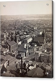 San Francisco 1878 Acrylic Print