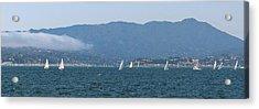 San Francisco Bay Acrylic Print by Ira Shander