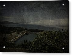 Acrylic Print featuring the photograph San Francisco Bay by Ryan Photography