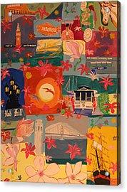 San Francisco Acrylic Print by Biagio Civale