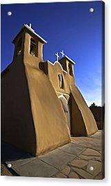 San Francisco De Asis Church  Acrylic Print