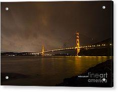 San Francisco- February Acrylic Print