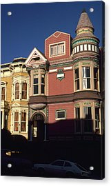 San Francisco Haight Ashbury - Photo Art Acrylic Print
