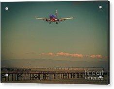 San Francisco Landing Acrylic Print