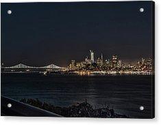 San Francisco Night Acrylic Print