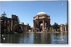 San Francisco Palace Of Fine Arts - 5d18061 Acrylic Print
