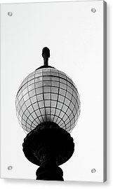 San Francisco Street Light- By Linda Woods Acrylic Print