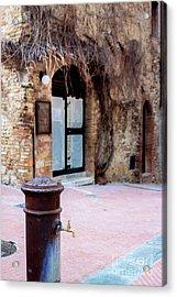 San Gimignano Acrylic Print