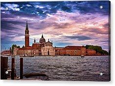 San Giorgio Di Maggiore Church Acrylic Print