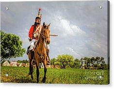 San Jacinto Acrylic Print