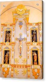 San Jose Chapel Acrylic Print
