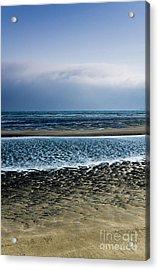 San Josef Bay 4 Acrylic Print by Emilio Lovisa