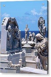 San Juan Puerto Rico 73 Acrylic Print by Per Lidvall