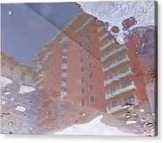 San Juan Reflection Acrylic Print