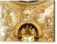 San Rafael / Altar Acrylic Print